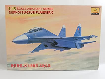 Amazon   1/48 スホーイ Su-27UB...