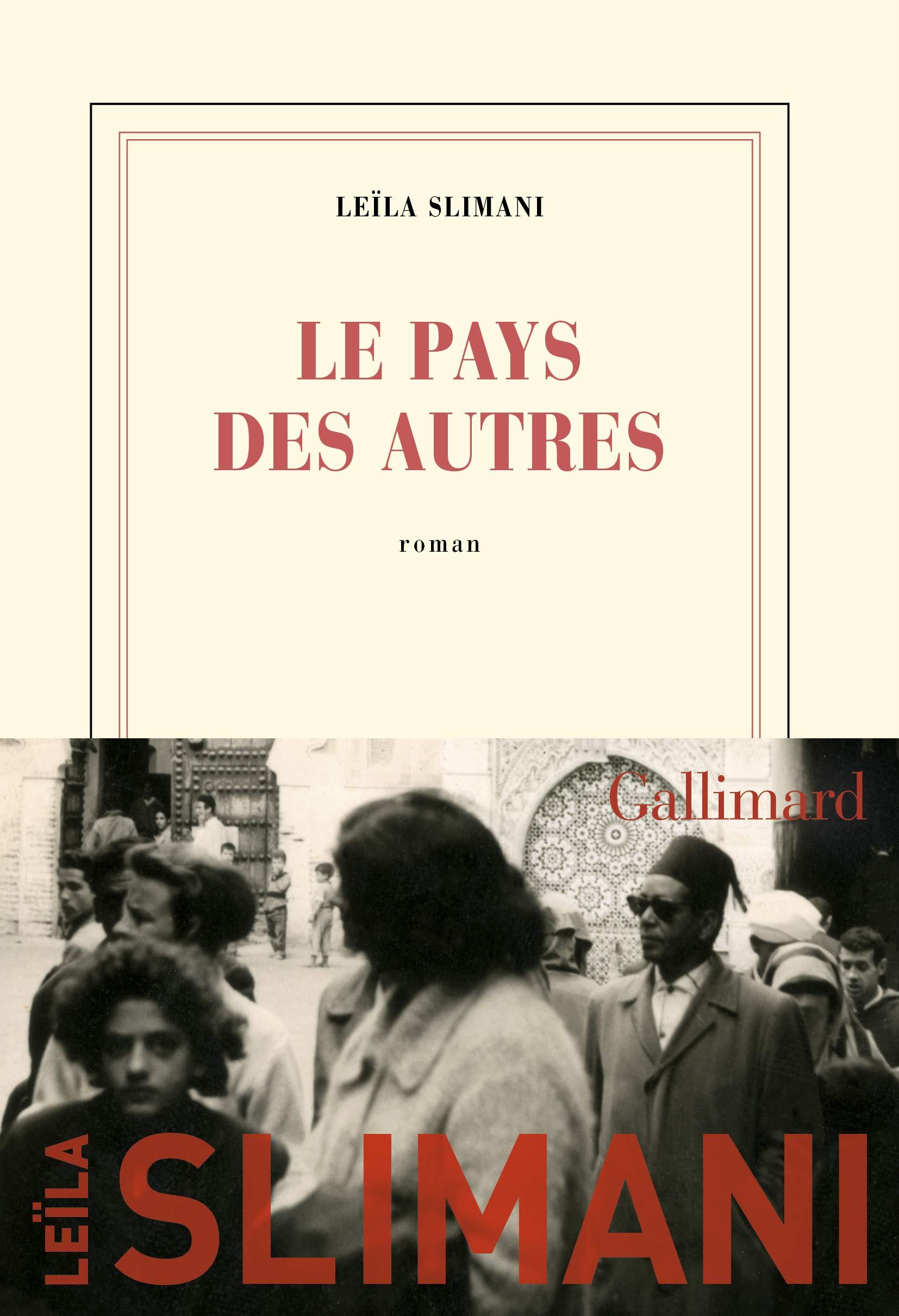 Amazon.fr - Le pays des autres - Slimani, Leïla - Livres