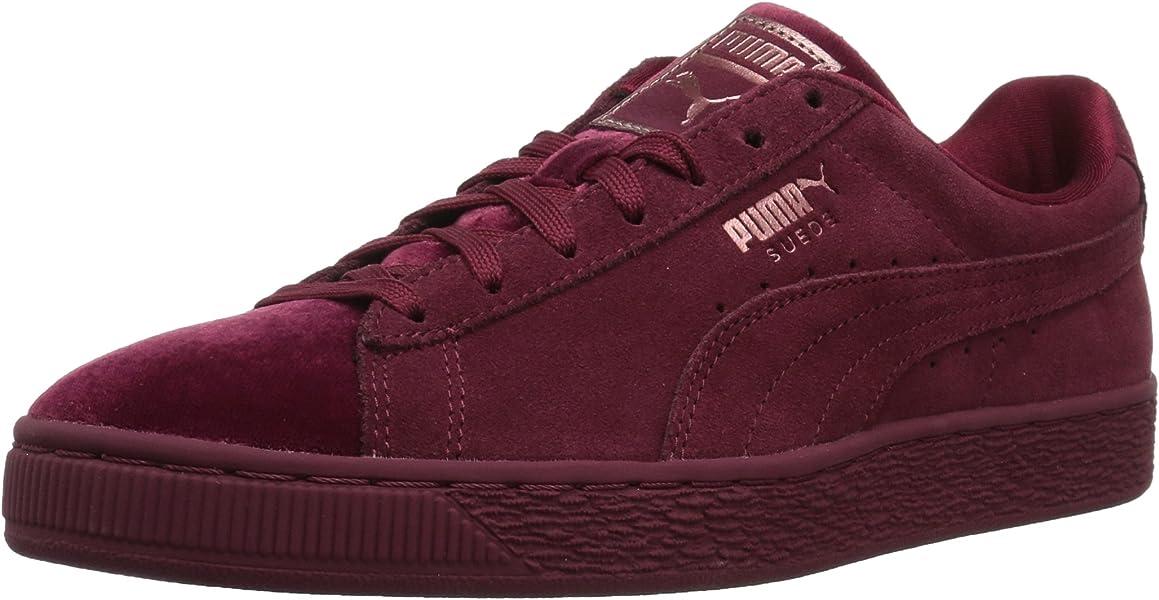 990af336b77d PUMA Women s Suede Classic Velvet Wn Sneaker