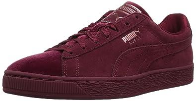 89b937e468e Puma Women s Suede Classic Velvet Wn Sneaker