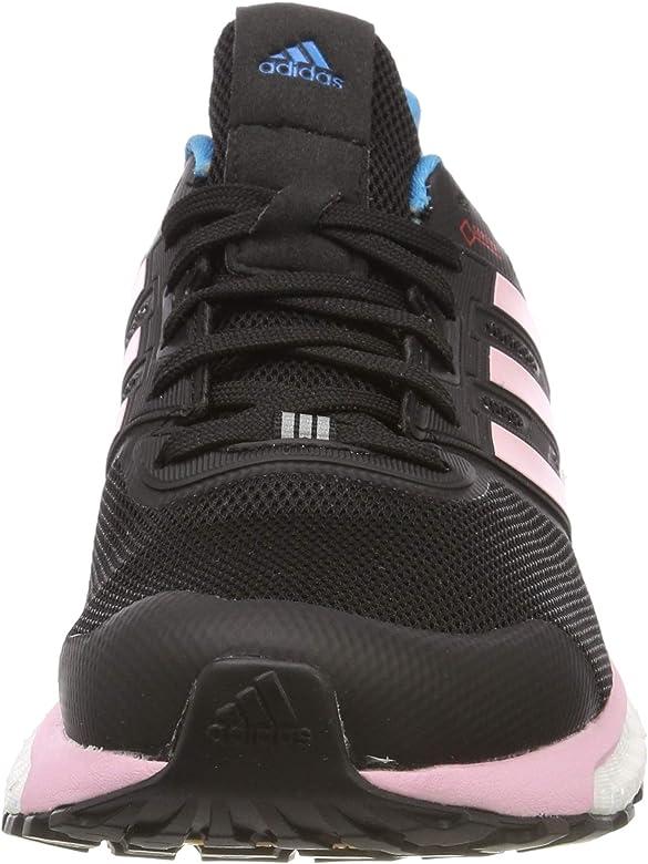 adidas Supernova GTX W, Zapatillas de Running para Mujer, Negro (Core Black/Shock Cyan/True Pink Core Black/Shock Cyan/True Pink), 42 EU: Amazon.es: Zapatos y complementos