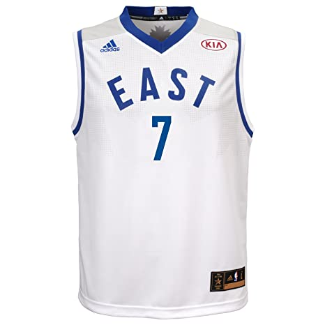 0751fcf8ecd Amazon.com   NBA All-Star East (Paul George) All-Star Replica Jersey ...