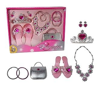 2019 professionnel découvrir les dernières tendances classique chic Potentier - 7556 - Accessoire - Déguisement - Set Accessoires Fille
