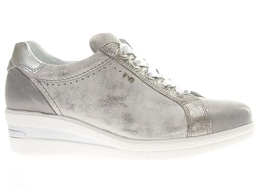 Nero Giardini p805063d 105 sneakers zeppa donna luxuri