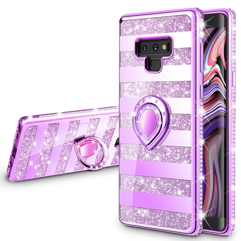 Funda para Samsung Note 9 Glitter Con Pie VEGO (7GDH9H6Z)