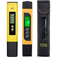 Medidor de PH con Medidor TDS EC 0.00-14.00