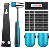 Premium Laminate Wood Flooring Installation Kit | Heavy Duty Pull Bar | Durable Rubber Tapping Block | Double-Faced…