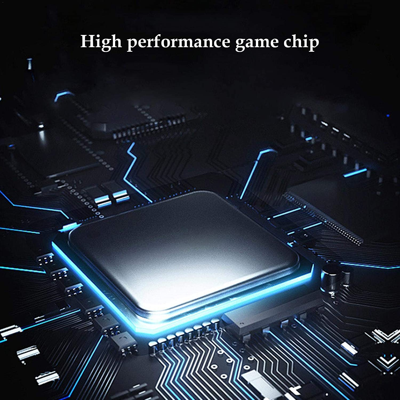 WANGW Consola De Juegos Retro Videojuegos Cl/ásicos FC Integradosc Opci/ón De Regalo Ideal para Ni/ños Y Adultos Conectable A TV con 2 Controladores Cl/ásicos