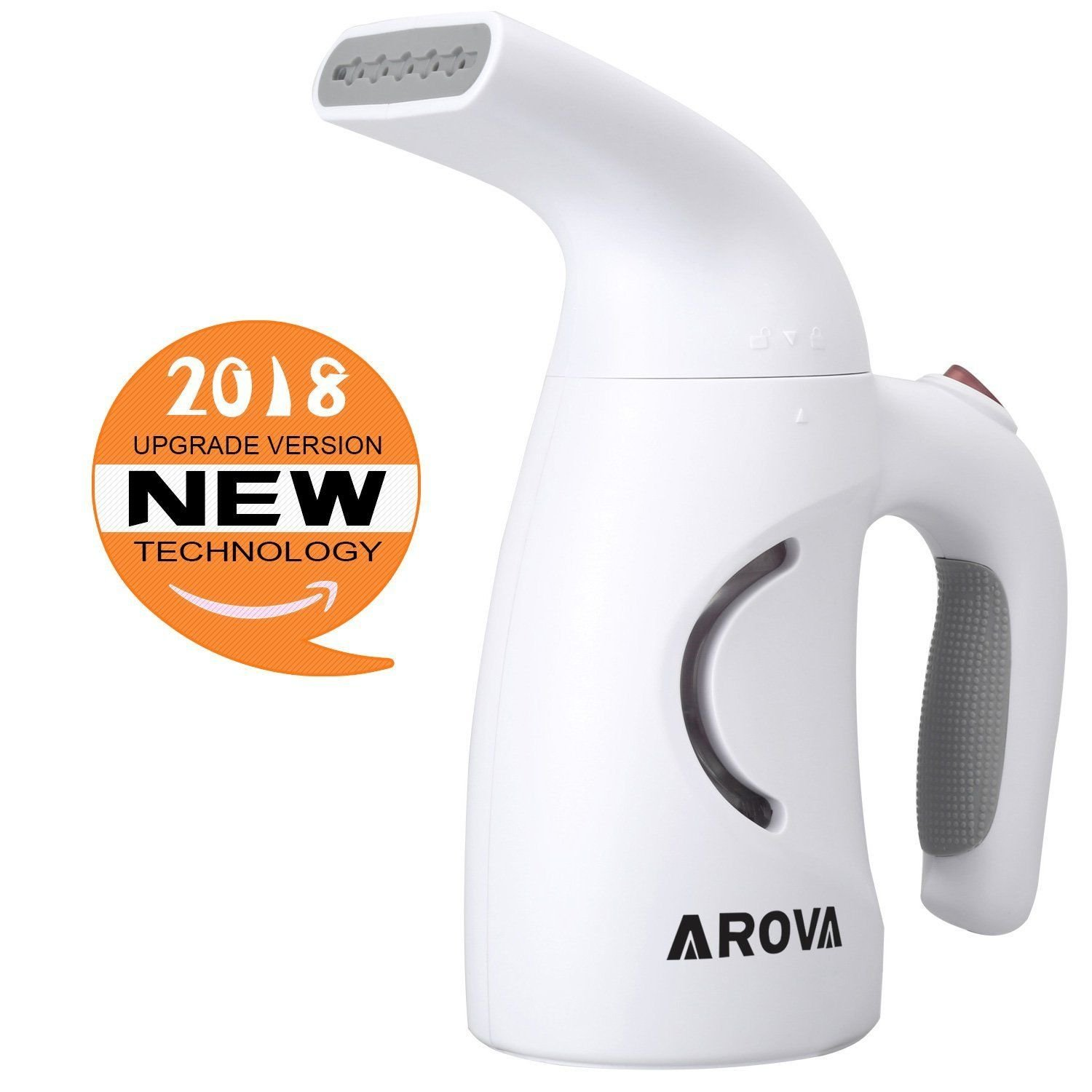 Arova Clothes Handheld Steamer 140ML Portable Garment Steamer, 2 Min Heat-up Premium Fabric Steam Cleaner, Safe, Lightweight and Perfect Clothing Steamer for Travel Home DL-YD01