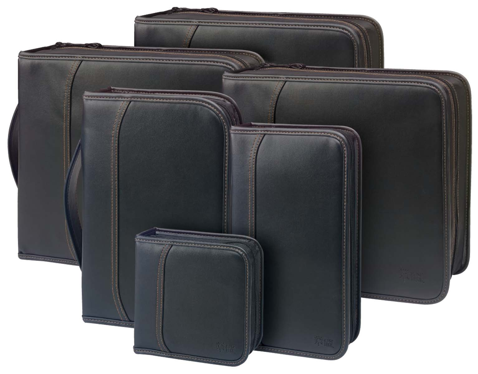 Case Logic KSW-64 Koskin 72 Capacity CD/DVD Prosleeve Wallet (Black)
