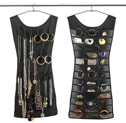 b18f2c7d2cb Rangement bijoux - Robe porte bijoux  Amazon.fr  Cuisine   Maison