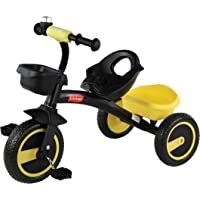 Luvlap Joy Baby Tricycle, Yellow