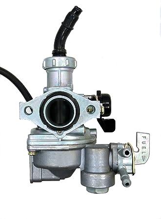 Carburetor /& Air Filter Throttle cable For Honda TRX90 TRX90 ATV Carb 1993-2005
