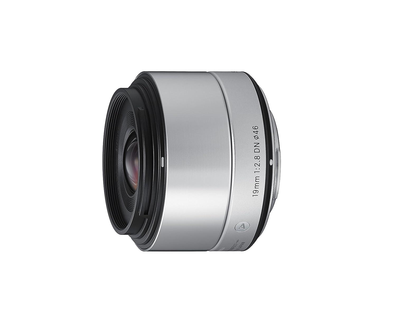Sigma 19 mm f 2.8 DN Lens Silver (Sony E) 40S965