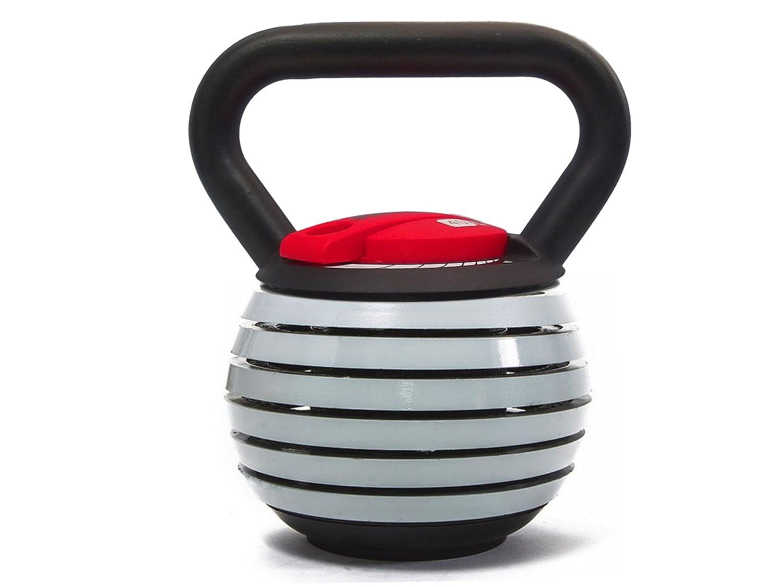 Fitness House Kettlebel FH - Pesa Rusa, Color Gris, Talla única 8419221173509