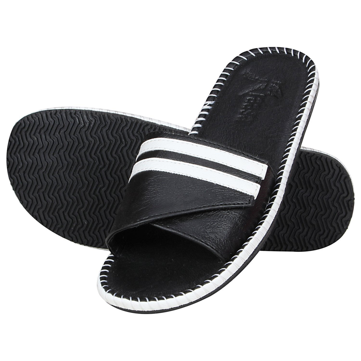 03b8e0680c7fe8 Kraasa 5164 NewStyle Casual Slippers   Flip-Flops  Buy Online at Low Prices  in India - Amazon.in