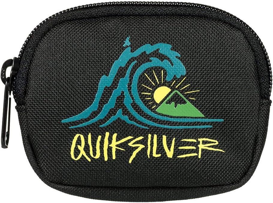 Quiksilver - Compartimento con cremallera para monedas - Hombre: Quiksilver: Amazon.es: Ropa y accesorios