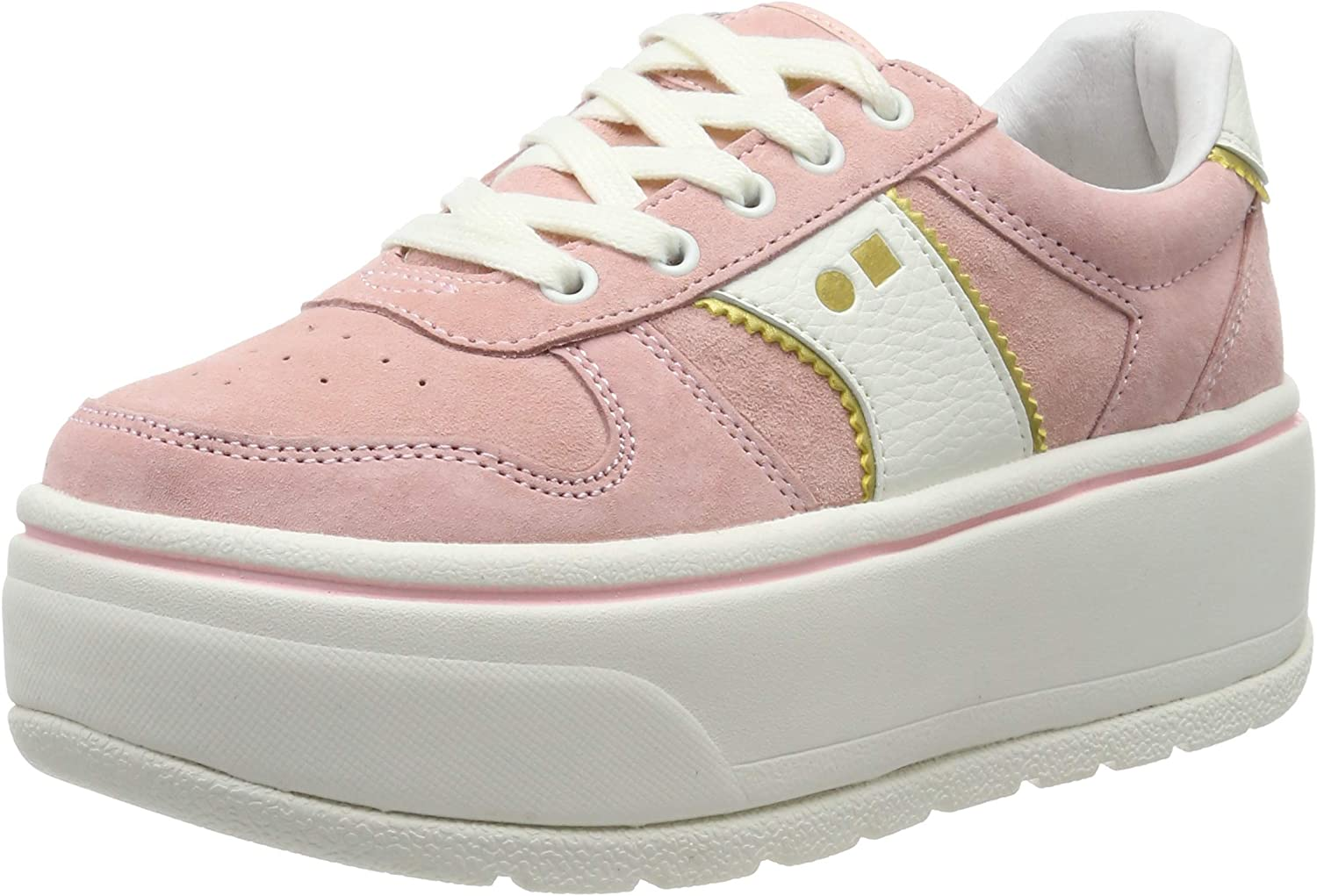 Coolway Women's Tulsa Mall Sneakers Be super welcome Low-Top