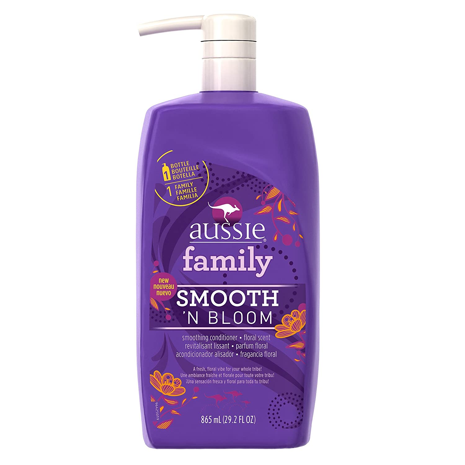 Aussie Smooth 'N Bloom Smoothing Conditioner 29.2 Fl Oz