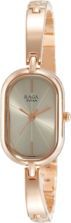 Titan Raga Viva Women s Bracelet Watch – Quartz, Water Resistant