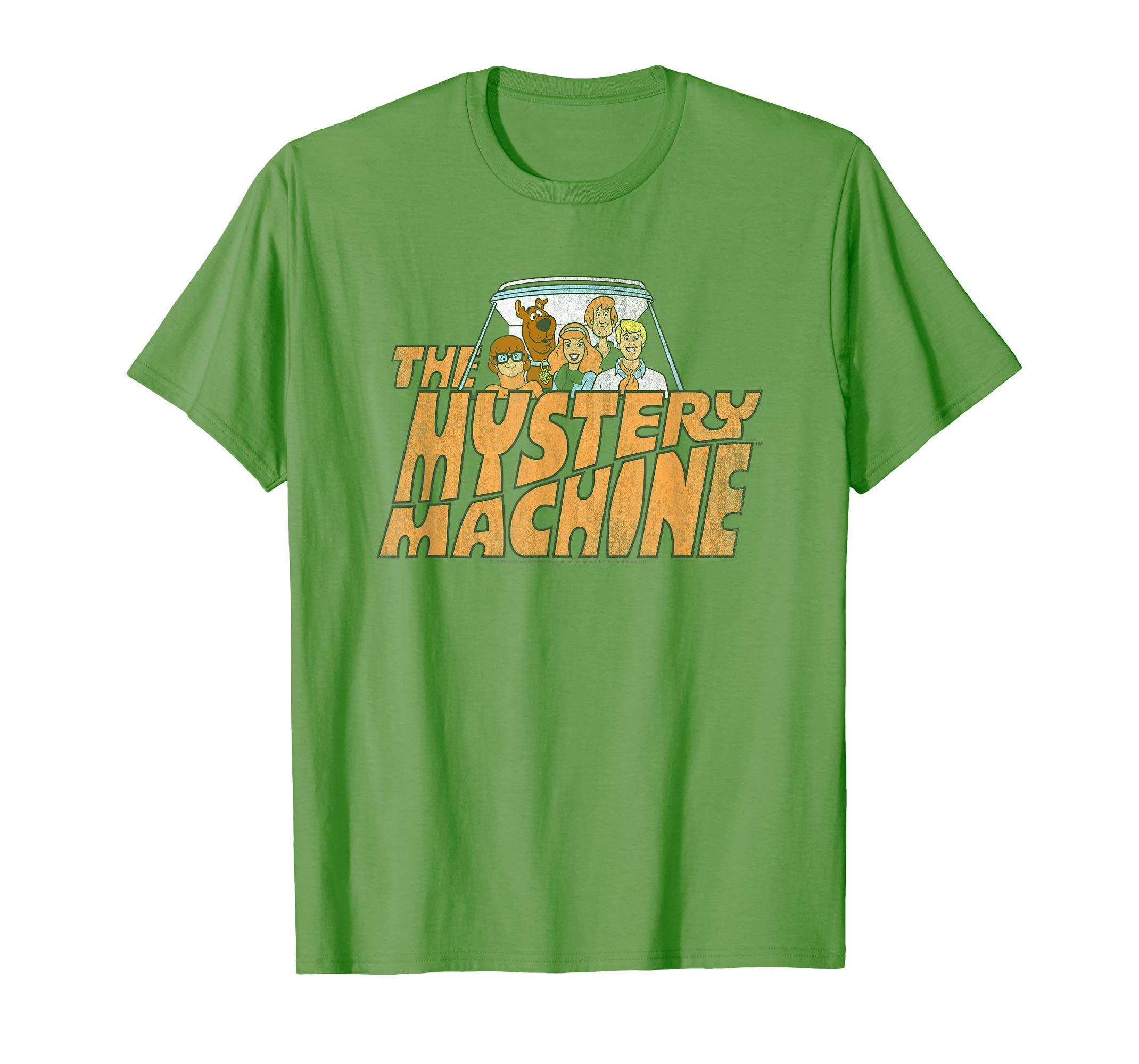 Scooby Doo Mystery Machine Shirts