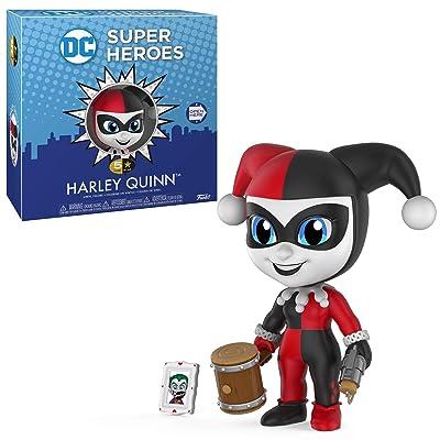 Funko 5 Star: Dc Comics - Harley Quinn Collectible Figure, Multicolor: Toys & Games
