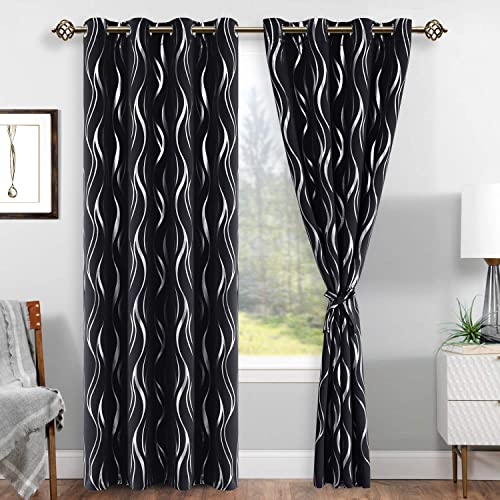 Cheap DWCN Blackout Curtains window curtain panel for sale