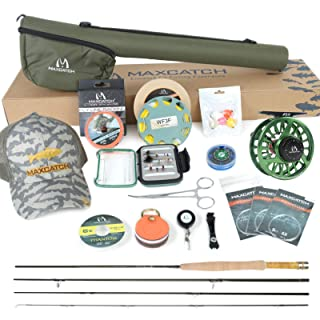 IM10 40T Karbonblank Fliegenfischen Rute f/ür Bach 6/'//6/'6/'/'//7/'6/'/' MAXIMUMCATCH Feather Fliegenruten Set 1//2//3wt