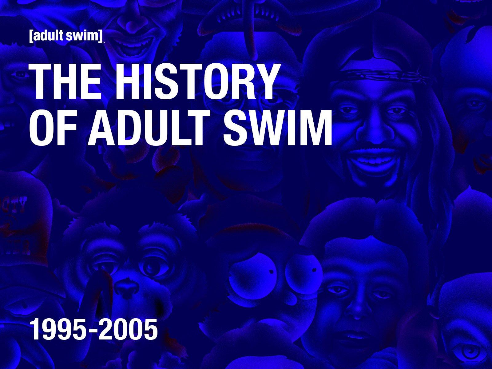 swim history Adult