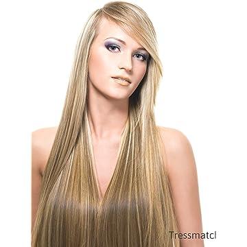 powerful Tressmatch Human Hair Clip-In