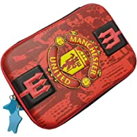 Vikas gift gallery Premium Pencil Boxes for Boys Manchester Football Club 3D EVA Hardtop Pencil Pouches for Girls and Boys ( Manchester )