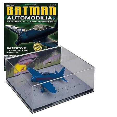 DC Comics Batman Automobilia Collection Vehículos de Batman Nº 59 ...