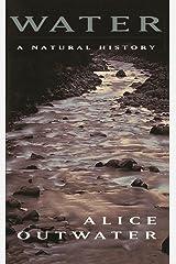 Water: A Natural History Kindle Edition