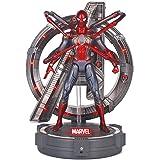 shフィギュアーツ スパイダーマン フィギュア アベンジャーズ インフィニティ・ウォー 約 17cm PVC・ABS製 塗装済み可動フィギュア 充電式USB