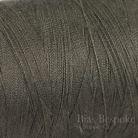 Grey sewing thread No 38 100/% polyester