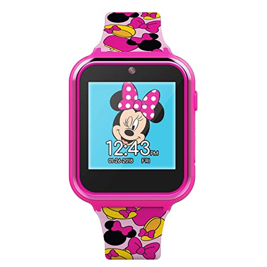 Amazon.com: Reloj inteligente Disney (Modelo: MN4116AZ): Watches