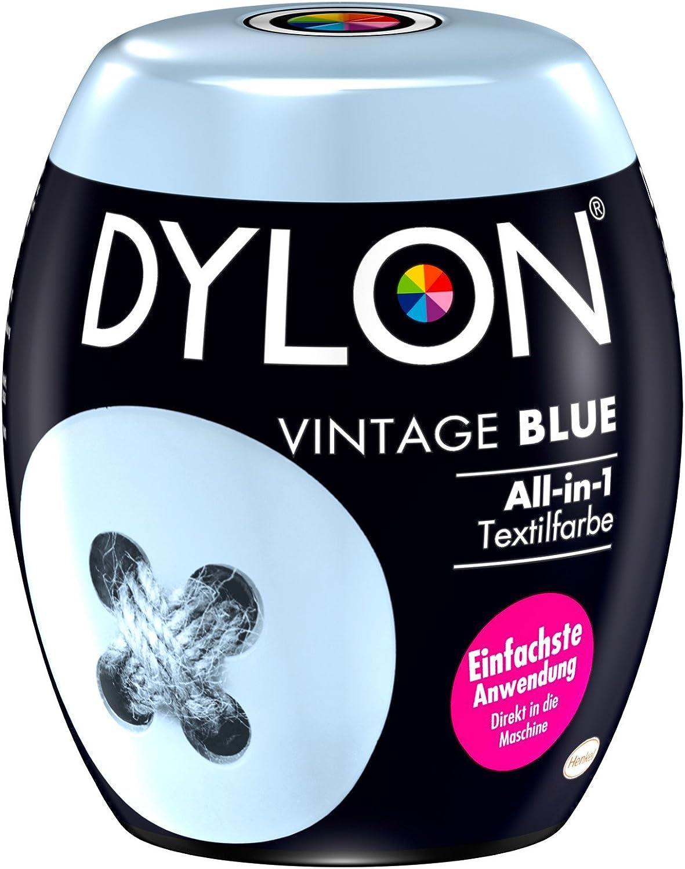 Tinte de DYLON. Azul vintage, pack de una unidad de 350 g