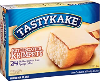 product image for Tastykake Butterscotch Krimpets 24 ct. (pack of 3) A1