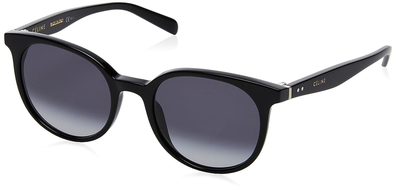 Céline CL 41067/S 807 51 Gafas de Sol, Black/Dark Grey ...