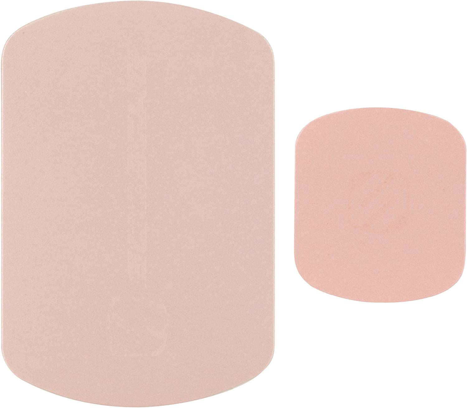SCOSCHE MAGRKRGI MagicPlate Replacement Plates for MagicMounts, Rose Gold