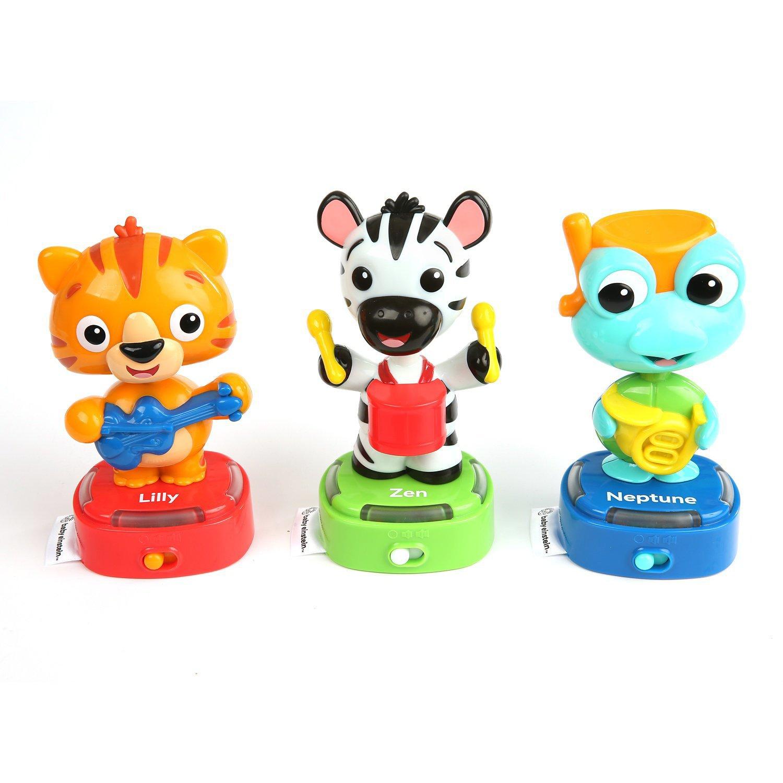 7e79a203e Amazon.com   Baby Einstein Bobble Beats Musical Bobble Head Toy ...