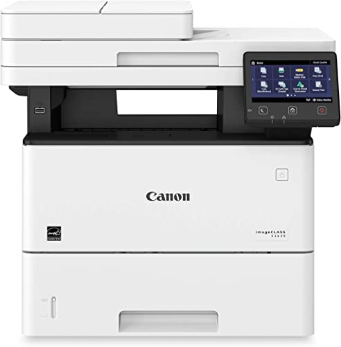 Canon Image CLASS D1620 Multifunction, Monochrome Wireless Laser Printer with AirPrint 2223C024