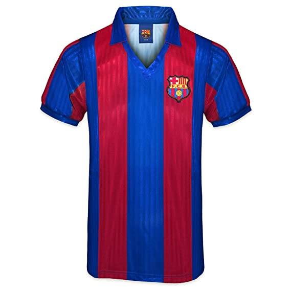 cute cheap thoughts on promo codes Scoredraw Barcelone 1992 - Maillot de Foot Rétro - Rouge ...