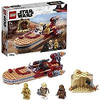 LEGO Star Wars 75271 Luke Skywalker's Landspeeder Building Kit (236 Pieces)