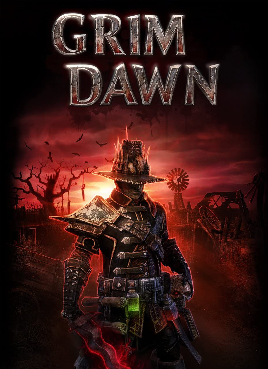 Amazon com: Grim Dawn [Download]: Video Games