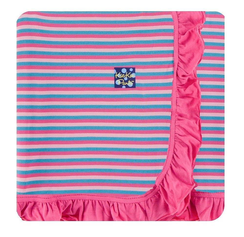特別セーフ Kickee Pants SLEEPWEAR Flamingo ベビーガールズ Trim One Size Flamingo Pants Anniversary Stripe With Flamingo Trim B078C83ZBB, セキスイオンラインショップ:21629b45 --- a0267596.xsph.ru