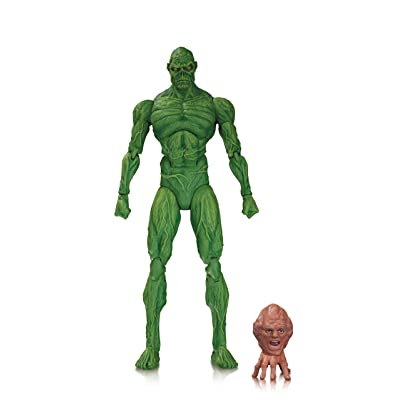 DC Collectibles DC Comics Icons: Swamp Thing with Un-Man from Dark Genesis Action Figure: DC Collectibles: Toys & Games
