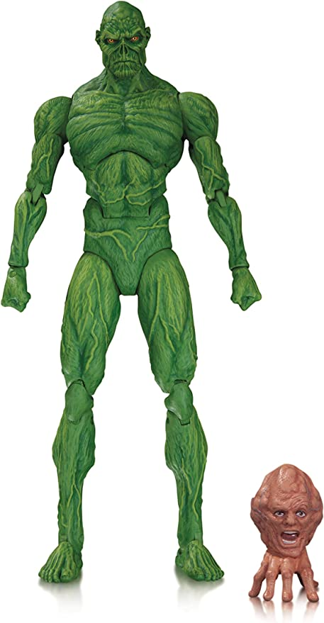 Figura De Acción Dc Comics Swamp Thing