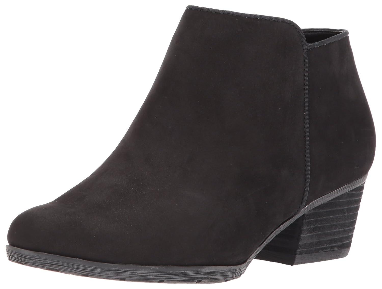 Blondo Women's Villa Waterproof Ankle Bootie B071F873L1 6.5 W US|Black Leather