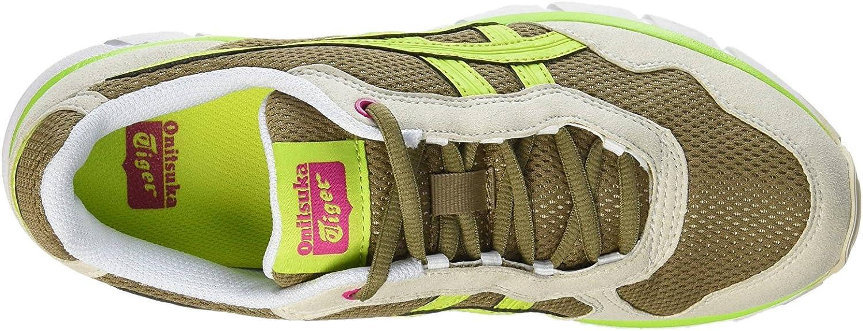 Onitsuka Tiger Harandia, Women's Sneakers Light Brown Lime